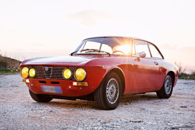 1971 Alfa Romeo Other Coupe