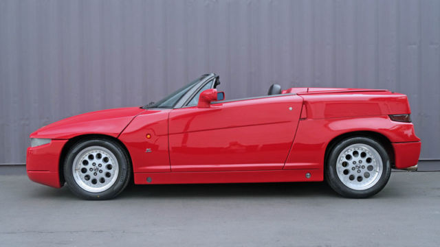 1993 Alfa Romeo RZ - Car # 130 of 278 - Only 9,100 Miles(!) - V6
