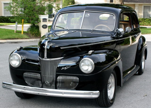 1941 Ford Other SUPER DELUXE HOTROD - A/C - 2K MI