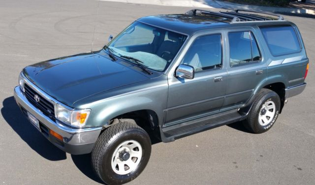 1993 Toyota 4Runner SR5 Clear Ca