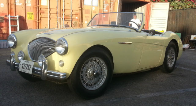 19540000 Austin Healey Other