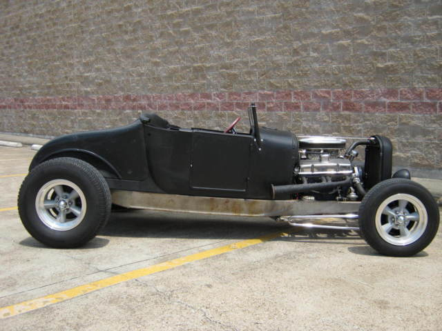 1927 Ford Model A 1927 Ford Model A 1932 RAILS PETE N JAKE FRONT SO