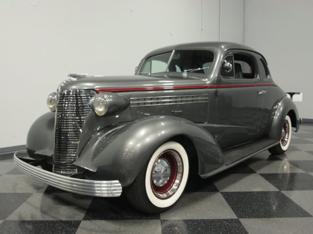 1938 Chevrolet Business Coupe