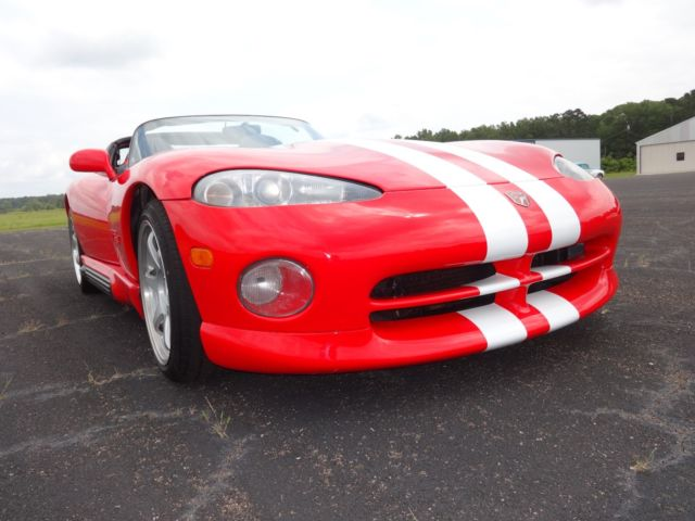 1994 Dodge Viper RT/10 LOW MILEAGE LOW RESERVE