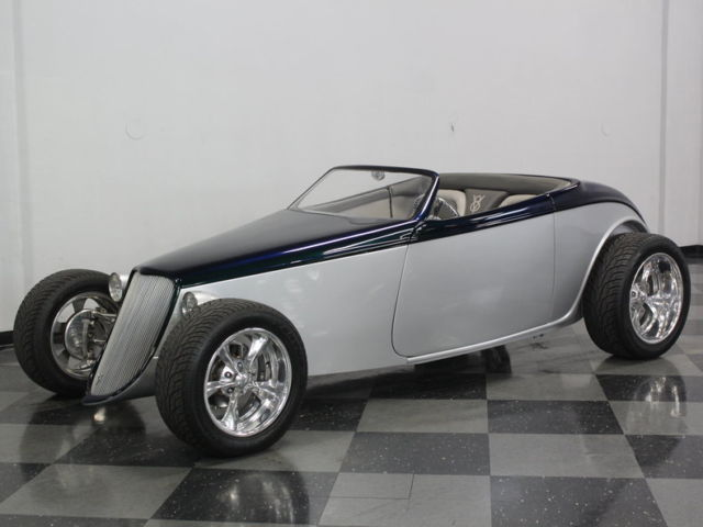 1933 Ford Roadster Alloway Speedstar