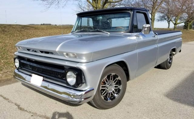 1966 Chevrolet C-10 Fleetside