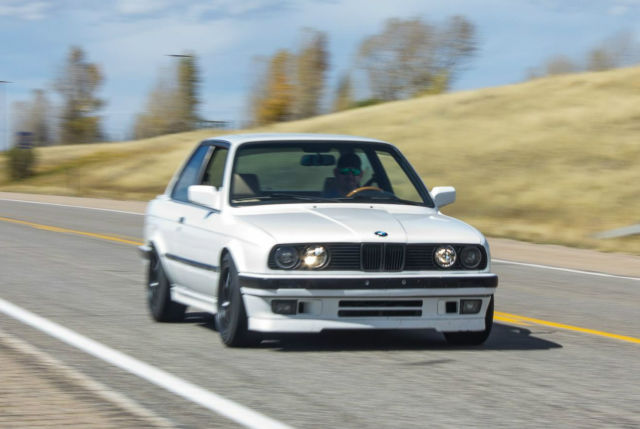 Alpine White E30 325is Coupe Manual For Sale Photos