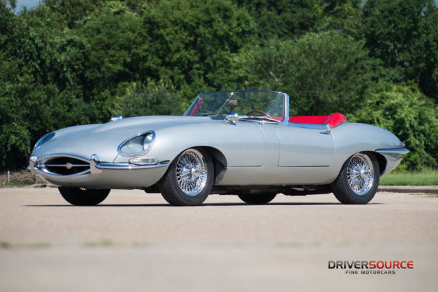 1963 Jaguar E-Type 3.8L Roadster