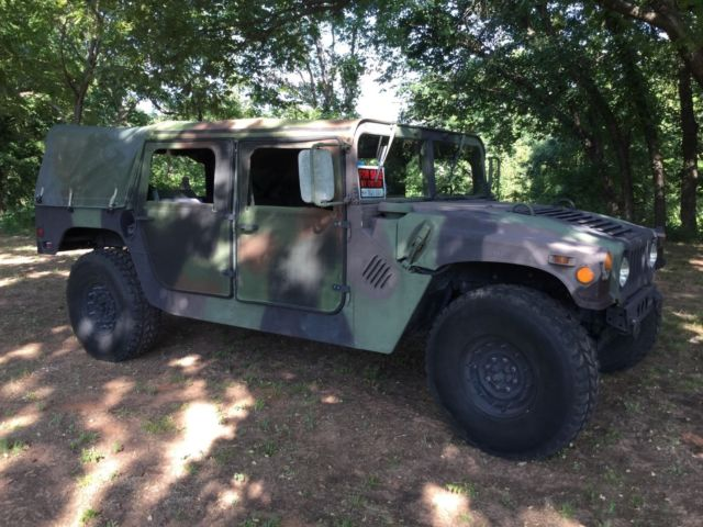 1992 Hummer H1 M998 HUMVEE HMMWV AM General