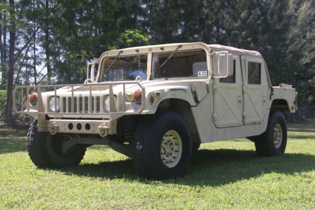 Am General Hummer H1 Humvee m998 for sale: photos, technical ...