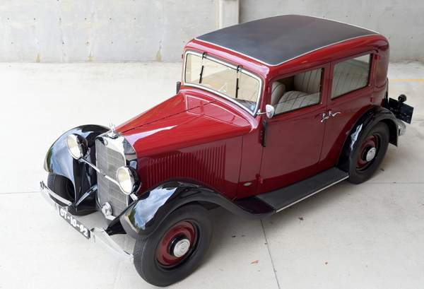1935 Mercedes-Benz Other 170 W15 Limo