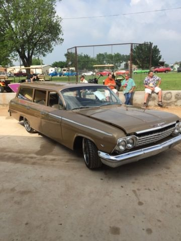 1962 Chevrolet Bel Air/150/210 4 Door Wagon