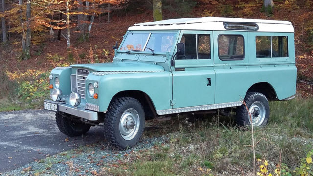 1979 Land Rover Defender Series 3