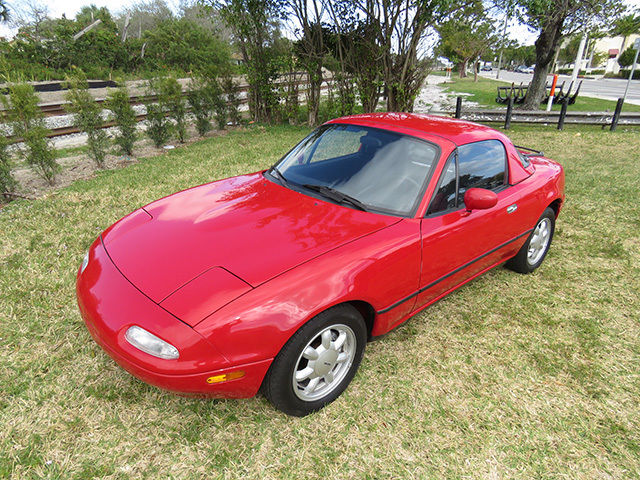 AMAZING 1992 Miata with Hard Top  26K miles Clean Carfax for