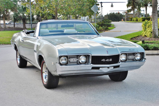 1968 Oldsmobile 442 the right one loaded p.s p.b, a/c bucket,s console