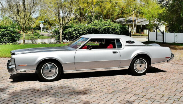 1973 Lincoln Mark IV Amazing w/ 24k Actual Miles, 460 ci, Fully Loaded