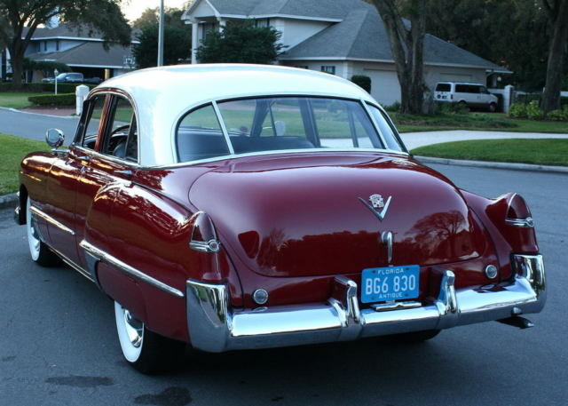 1949 Cadillac DeVille SERIES 62 - UPDATED - A/C - 70K MILES
