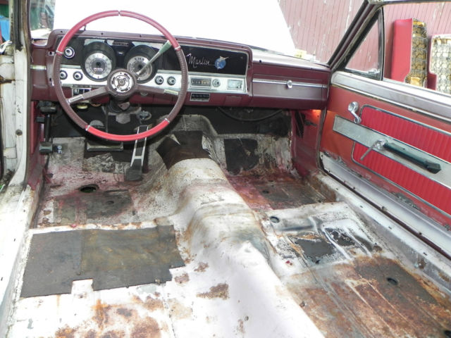 Amc 1965 Rambler Marlin 2 Door Hardtop No Reserve For