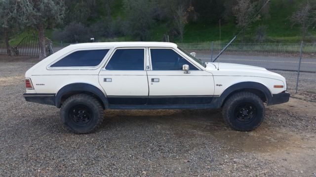 amc eagle 4x4 for sale photos technical specifications. Black Bedroom Furniture Sets. Home Design Ideas