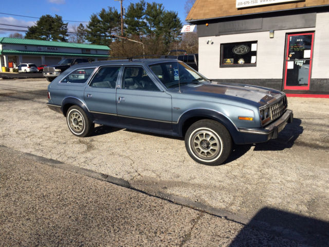 amc eagle wagon 4x4 low miles must see all original for sale photos technical. Black Bedroom Furniture Sets. Home Design Ideas