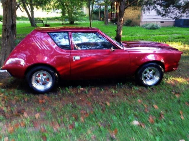 amc gremlin x amx 390 with 4 speed relisted due to non payment for