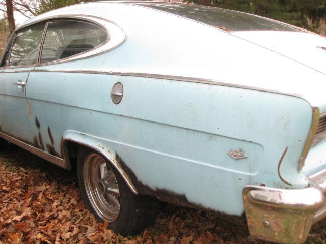 AMC Marlin 327 4 speed, original paint, rare optioned car