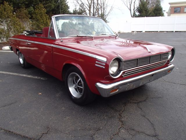 Nada Classic Car Values >> AMC: Rambler 440 American Convertible for sale: photos, technical specifications, description