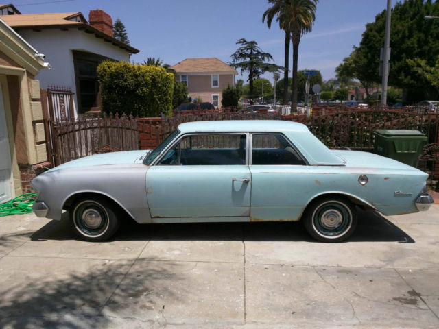 1963 Other Makes Rambler  550