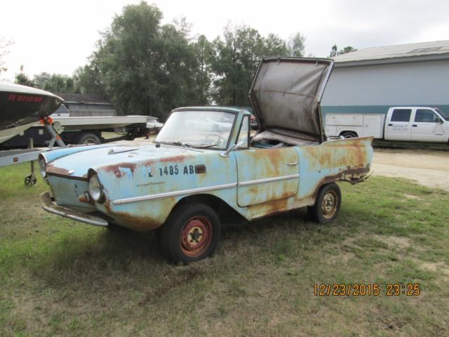 1962 Other Makes Boat convertiable