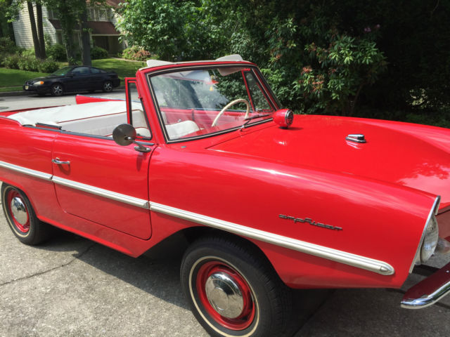 1966 Other Makes AMPHICAR 770