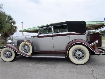 1932 Other Makes Auburn Phaeton Model 12-160A 4 door sedan