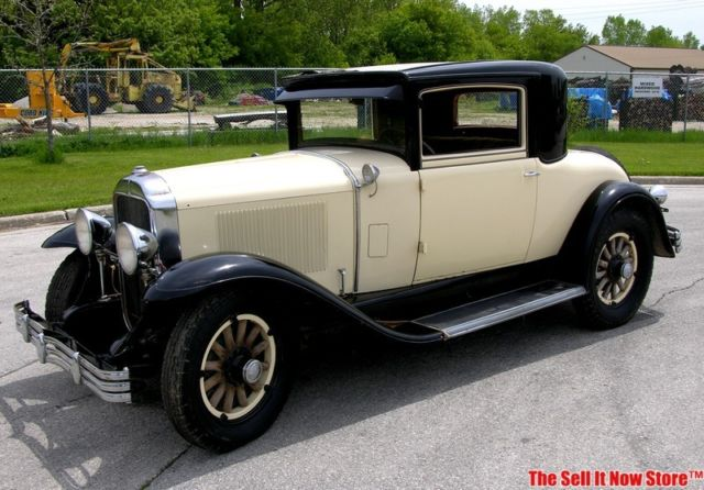 1929 Buick Other 29-26S Series 116 Special Coupe