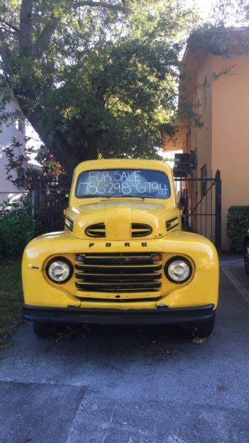1948 Ford Other Truck