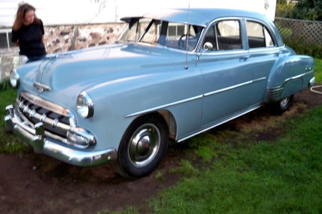 1952 Chevrolet Other 4 door sedan