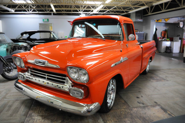 1958 Chevrolet Other Pickups Apache Fleetside