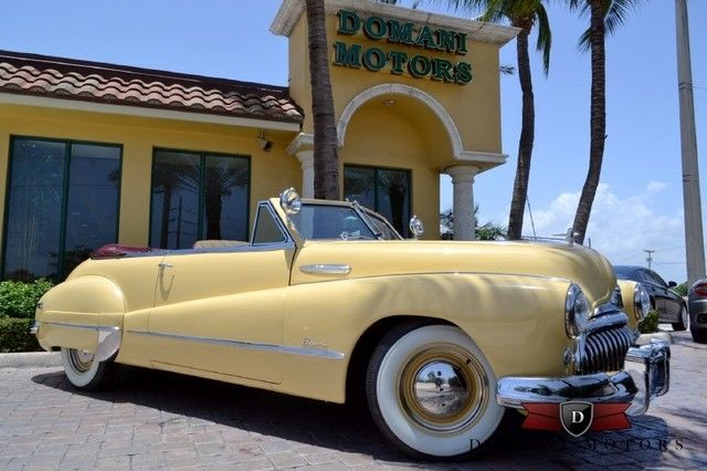 1948 Buick Other Convertible