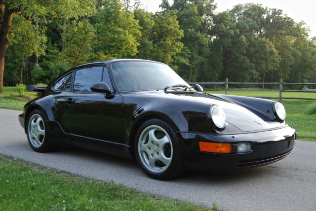 1991 Porsche Other Turbo Cpe