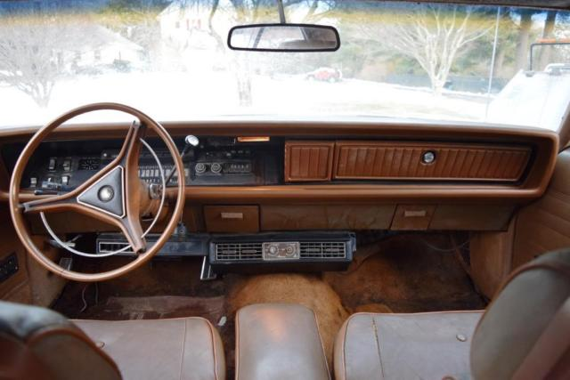 Auction for 1970 chrysler 300 coupe hurst edition with - Chrysler 300 interior accessories ...