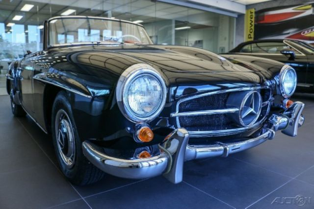 1962 Mercedes-Benz 190-Series 1962 190 SL Mercedes-Benz