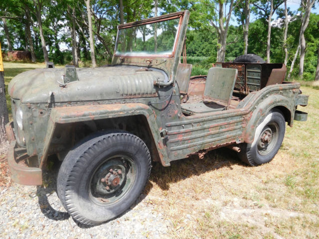 Austin Champ Pair British Rolls Royce Uk 1960 1962 Jeep Army Military Usa Parts For Sale Photos Technical Specifications Description