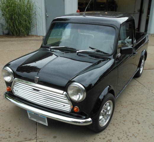 Austin Classic Mini Pick Up Truck 1960 Excellent Condition For