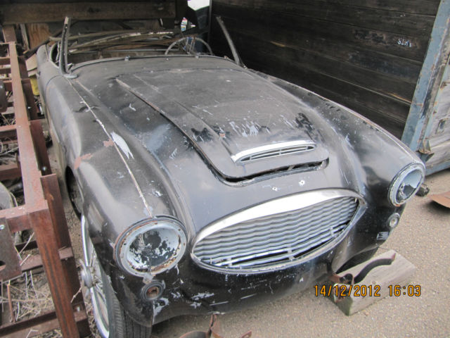 1957 Austin Healey Other