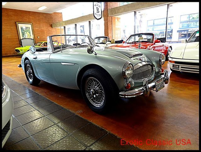 1967 Austin Healey Mark III BJ8