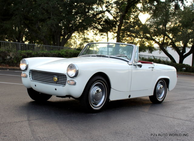 1966 Honda Civic SPRITE