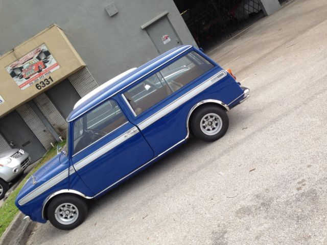 1973 Austin CLUBMAN ESTATE