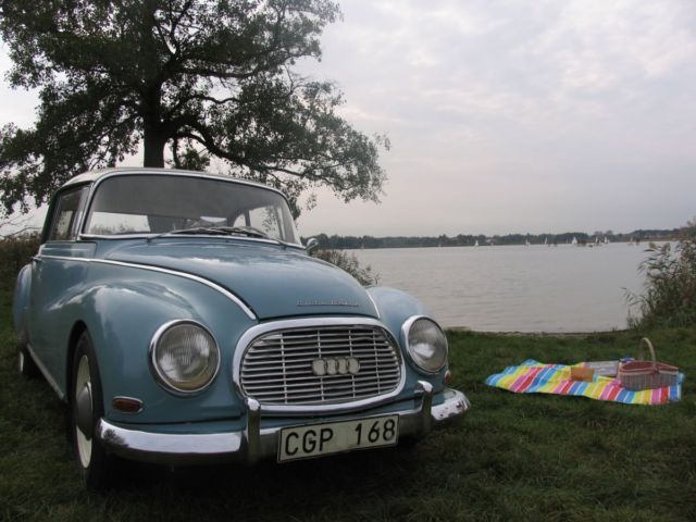 1963 Other Makes Auto Union 1000S