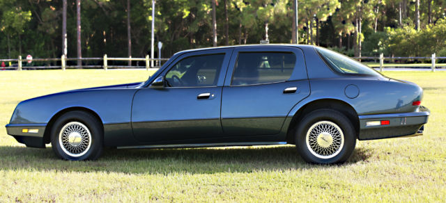1990 Studebaker AVANTI 4 DOOR Luxury Turing Sedan AVANTI 4 DOOR