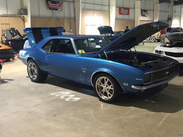 1968 Chevrolet Camaro Pro Touring Resto Mod, SS with RS Modification & Restoration