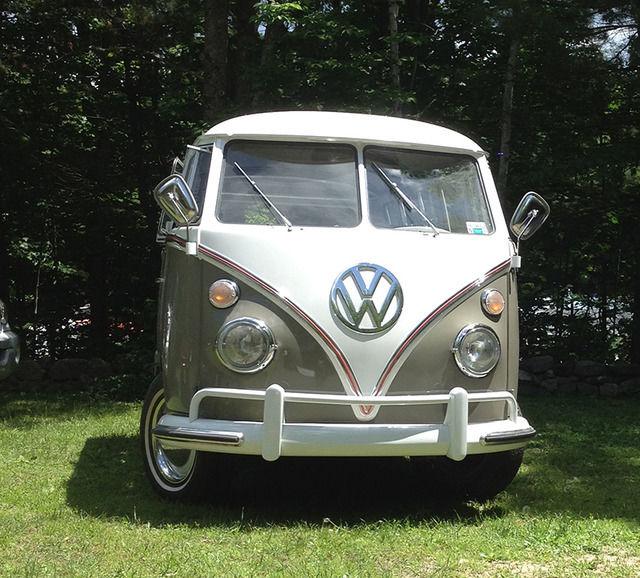 Volkswagen Dealers In Maine: Award Winning VW Split Window Show Bus Fully Restored