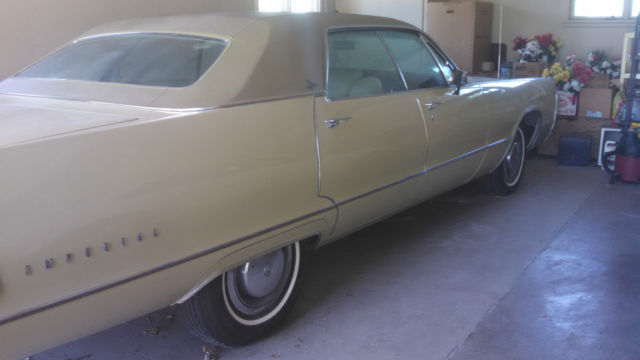 1972 Chrysler Imperial